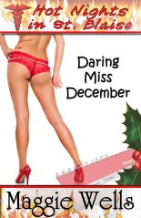 Daring Miss December_Maggie Wells