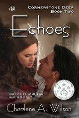 Echoes cover with award 2