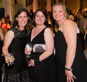 Harlequin Black & White Ball with Serena Bell and Karen Booth